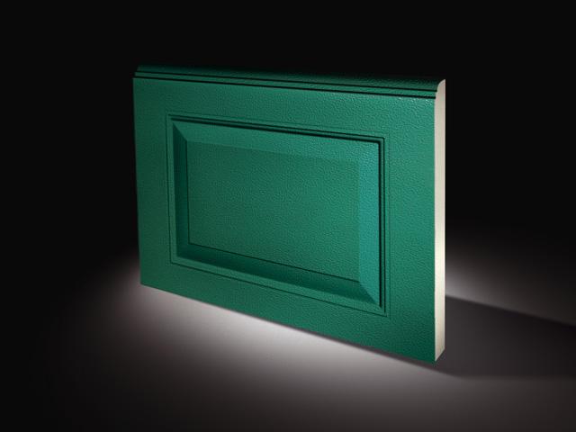 SECUR-PAN stucco cassettato